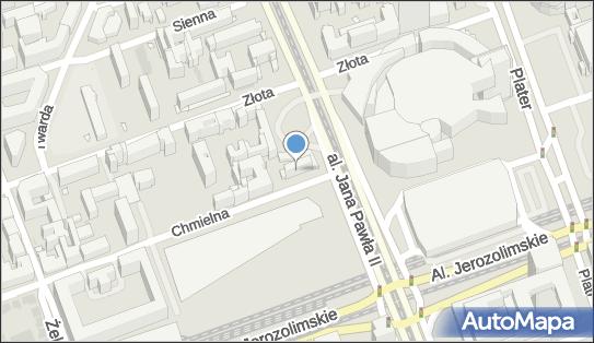 Direct Travel Service, Chmielna 98, Warszawa 00-801 - Przedsiębiorstwo, Firma, numer telefonu, NIP: 5272420701