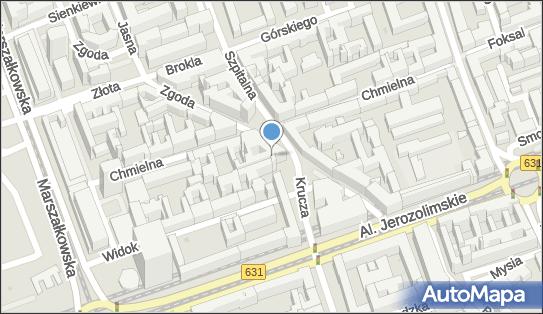 Dom Bud, Bracka 25, Warszawa 00-028 - Przedsiębiorstwo, Firma, numer telefonu, NIP: 8520404423
