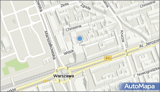 Dome Cosmetics Poland, Widok 22, Warszawa 00-023 - Przedsiębiorstwo, Firma, numer telefonu, NIP: 5261021570