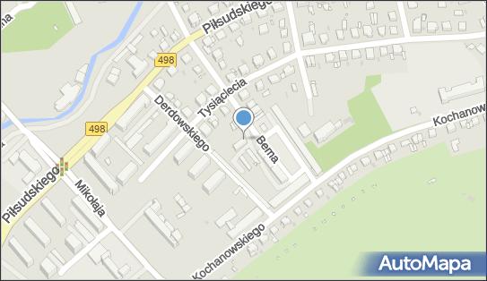Domex, Bema 39, Grudziądz 86-300 - Przedsiębiorstwo, Firma, numer telefonu, NIP: 8760204592