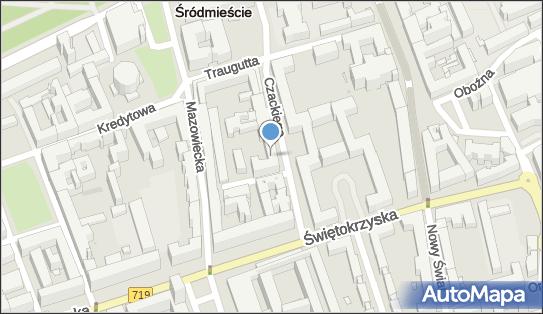 Dories Aria, ul. Tadeusza Czackiego 19, Warszawa 00-043 - Przedsiębiorstwo, Firma, numer telefonu, NIP: 5272443139