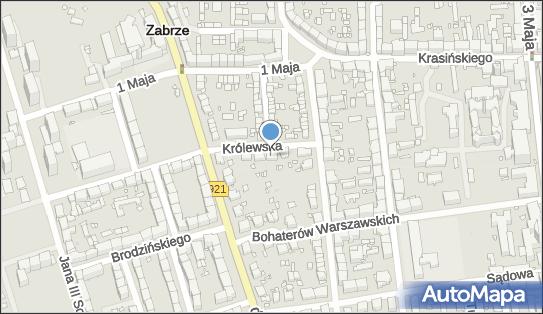 dp Studio, Królewska 21, Zabrze 41-800 - Przedsiębiorstwo, Firma, NIP: 6411885440