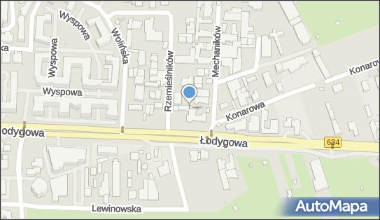 DRAFT Sp. z o.o. Serwis Opon DRIVER, Łodygowa 19, Warszawa 03-687 - Przedsiębiorstwo, Firma, godziny otwarcia, numer telefonu