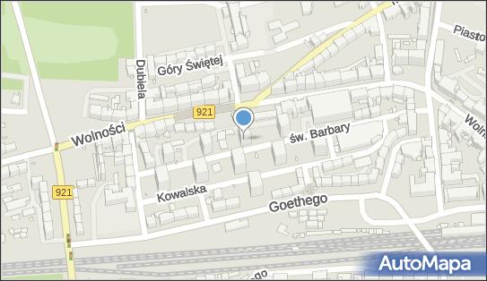 Dystrybucja, św. Barbary 10, Zabrze 41-800 - Przedsiębiorstwo, Firma, NIP: 6481497039