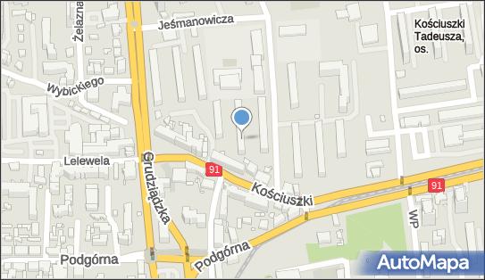 Dziuba Małgorzata, ul. Tadeusza Kościuszki 15B, Toruń 87-100 - Przedsiębiorstwo, Firma, NIP: 8792262948