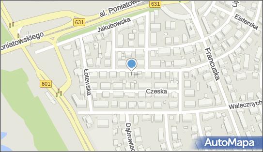 Efmp Poland, Berezyńska 10, Warszawa 03-904 - Przedsiębiorstwo, Firma, NIP: 1182017299
