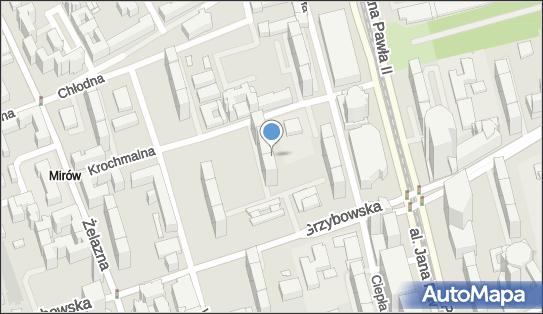 Elektron, Krochmalna 3, Warszawa 00-864 - Przedsiębiorstwo, Firma, numer telefonu, NIP: 5270159434