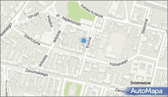 Elza Zawadzka Elżbieta, ul. marsz. Ferdynanda Focha 9, Radom 26-600 - Przedsiębiorstwo, Firma, numer telefonu, NIP: 7960104759