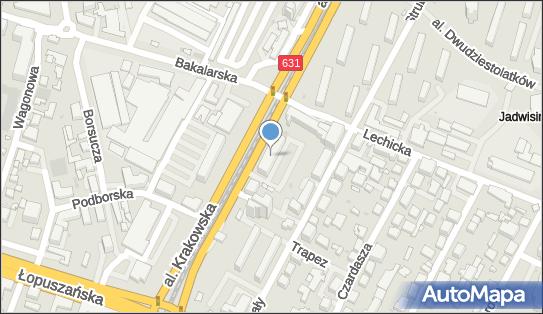 Escalada, al. Krakowska 264, Warszawa 02-210 - Przedsiębiorstwo, Firma, numer telefonu, NIP: 7272629804