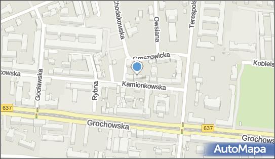 EU Agro, Kamionkowska 41, Warszawa 03-812 - Przedsiębiorstwo, Firma, NIP: 1132821680