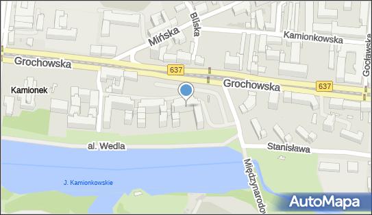 Euroinwest, Grochowska 341, Warszawa 03-822 - Przedsiębiorstwo, Firma, numer telefonu, NIP: 1132713039