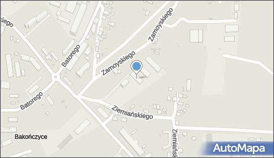 Euromasz, ul. Jana Zamoyskiego 2, Przemyśl 37-700 - Przedsiębiorstwo, Firma, numer telefonu, NIP: 8133550235