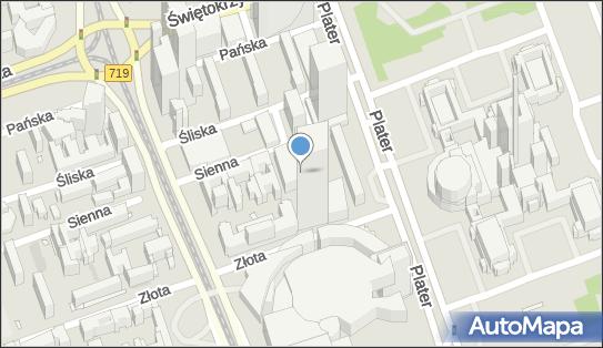 Eurostar Hospitality, Sienna 39, Warszawa 00-121 - Przedsiębiorstwo, Firma, numer telefonu, NIP: 1070009917