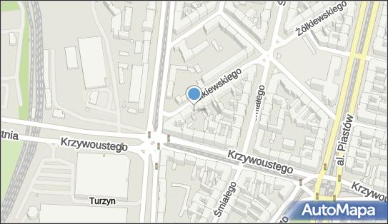 Evatrans, ul. Stanisława Żółkiewskiego 14, Szczecin 70-346 - Przedsiębiorstwo, Firma, numer telefonu, NIP: 9551502506