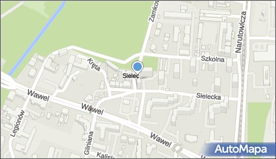 F H U Garmet, Sielecka 24, Sosnowiec 41-200 - Przedsiębiorstwo, Firma, NIP: 6441154497