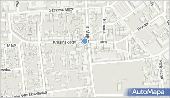 F.H.U.Mazurek Usługi Pielęgniarskie Krystyna Mazurek, 3 Maja 13 41-800 - Przedsiębiorstwo, Firma, NIP: 6481771084
