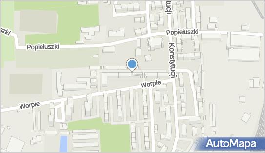 F.W. Blue Red White Andrzej Sowa, Worpie 6/17, Bytom 41-906 - Przedsiębiorstwo, Firma, numer telefonu