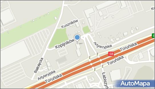 Faac Polska, Kopijników 12, Warszawa 03-274 - Przedsiębiorstwo, Firma, numer telefonu, NIP: 1181538300