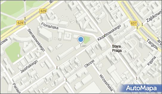 Familtex, Księdza Ignacego Kłopotowskiego 23 m. 25, Warszawa 03-708 - Przedsiębiorstwo, Firma, numer telefonu