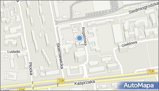 FAM, Rogalińska 1, Warszawa 01-206 - Przedsiębiorstwo, Firma, numer telefonu, NIP: 5272657662