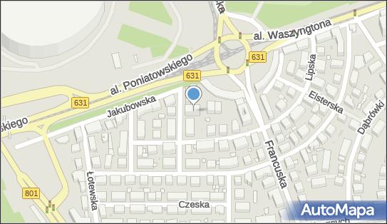 Fenomem, ul. Finlandzka 10, Warszawa 03-903 - Przedsiębiorstwo, Firma, numer telefonu, NIP: 8442333990