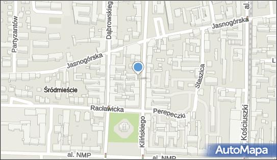 Filia nr 1 we Mstowie Centrum Treningowego Wojakowskich MGR 42-200 - Przedsiębiorstwo, Firma, NIP: 9490508206