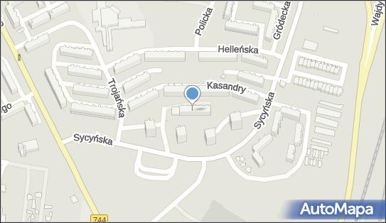 Firma Handlowa Jaska, Kasandry 5, Radom 26-620 - Przedsiębiorstwo, Firma, numer telefonu, NIP: 9481640739