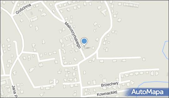Firma Handlowa Pak-Mer Sowa Teresa, ul. Kornela Makuszyńskiego 16 35-313 - Przedsiębiorstwo, Firma, NIP: 8131752182