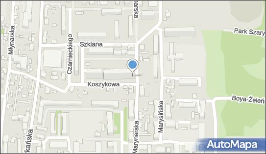Firma Handlowa, Marynarska 54, Łódź 91-803 - Przedsiębiorstwo, Firma, NIP: 7262454987