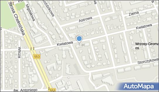 Firma Handlowo Gastronomiczna, Kwiatowa 14, Toruń 87-100 - Przedsiębiorstwo, Firma, numer telefonu, NIP: 9561586048