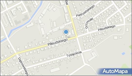 Firma Handlowo Produkcyjna Domena Podliński Brokowski, Grudziądz 86-300 - Przedsiębiorstwo, Firma, numer telefonu, NIP: 8761009510