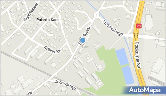 Firma Handlowo Usługowa Comnet, ul. ks. Jerzego Popiełuszki 83 38-400 - Przedsiębiorstwo, Firma, NIP: 6841605331