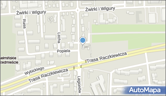 Firma Handlowo Usługowa Cyklamen Maria Kania, Legionów 86, Toruń 87-100 - Przedsiębiorstwo, Firma, NIP: 9561536286
