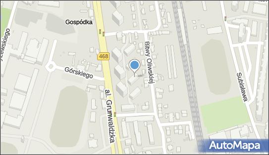 Firma Handlowo - Usługowa Myjkowski Wiesław Myjkowski, Gdańsk 80-339 - Przedsiębiorstwo, Firma, NIP: 5841007115