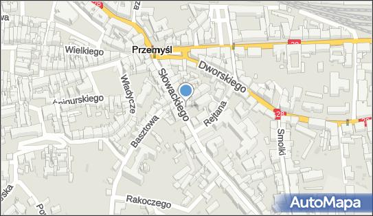 Firma Handlowo Usługowa, ul. Juliusza Słowackiego 13, Przemyśl 37-700 - Przedsiębiorstwo, Firma, numer telefonu, NIP: 7951385256