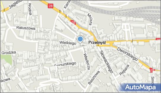 Firma Handlowo Usługowa, Franciszkańska 33, Przemyśl 37-700 - Przedsiębiorstwo, Firma, numer telefonu, NIP: 7950005010