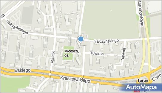 Firma Prywatna, ul. Stanisława Moniuszki 51, Toruń 87-100 - Przedsiębiorstwo, Firma, NIP: 9561051502
