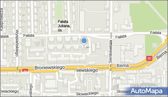 Firma Prywatna, ul. Juliana Fałata 15, Toruń 87-100 - Przedsiębiorstwo, Firma, NIP: 8792294405