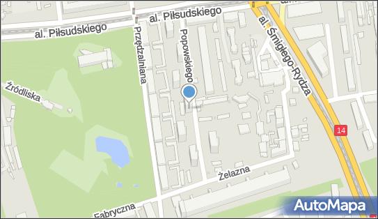 Firma Prywatna, ul. Stanisława Popowskiego 5, Łódź 90-328 - Przedsiębiorstwo, Firma, NIP: 9820359271