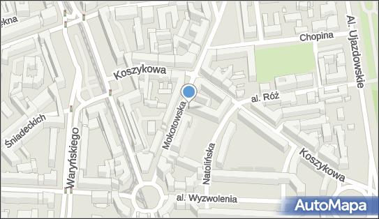 Firma Prywatna, ul. Mokotowska 22, Warszawa 00-560 - Przedsiębiorstwo, Firma, NIP: 5261255664