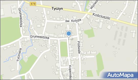 Firma Prywatna, ul. Rynek 15, Tyczyn 36-020 - Przedsiębiorstwo, Firma, NIP: 8131302415