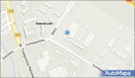 Firma Traffic, Kombatantów 4/1, Białystok 15-110 - Przedsiębiorstwo, Firma, numer telefonu, NIP: 5420010485