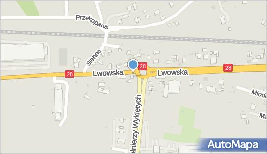 Firma Transportowo Usługowa, ul. Lwowska 52, Przemyśl 37-700 - Przedsiębiorstwo, Firma, numer telefonu, NIP: 7951190914