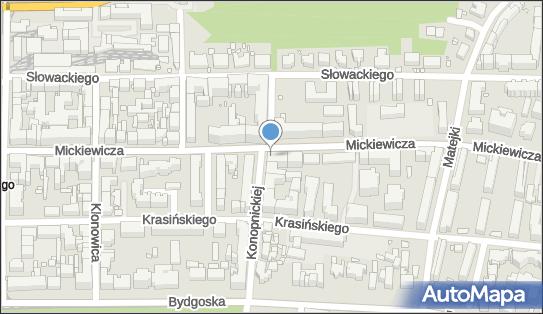 Firma Usługowa, ul. Adama Mickiewicza 49A, Toruń 87-100 - Przedsiębiorstwo, Firma, NIP: 9560011392