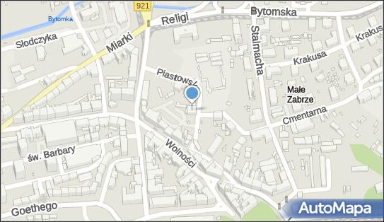 Firma Wielobranżowa El Prim, ul. Piastowska 1, Zabrze 41-800 - Przedsiębiorstwo, Firma, NIP: 6481988613