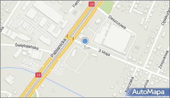 Fleet Center, ul. 3 Maja 1/3, Łódź 93-408 - Przedsiębiorstwo, Firma, numer telefonu, NIP: 9562069102