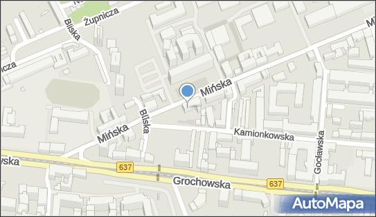 Food Court Studio, ul. Mińska 14, Warszawa 03-808 - Przedsiębiorstwo, Firma, numer telefonu, NIP: 5252502873