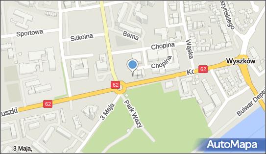 For People, ul. Tadeusza Kościuszki 42, Wyszków 07-200 - Przedsiębiorstwo, Firma, numer telefonu, NIP: 1251184311