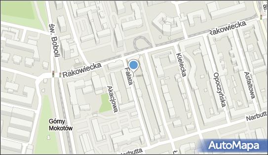 FO, ul. Juliana Fałata 6/2, Warszawa 02-534 - Przedsiębiorstwo, Firma, numer telefonu, NIP: 5213465441
