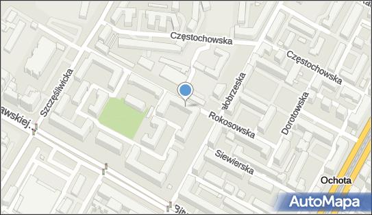 FPS, Rokosowska 7, Warszawa 02-348 - Przedsiębiorstwo, Firma, NIP: 8441904597